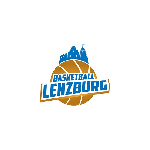 Logo Design for Lenzburg Basketball Team