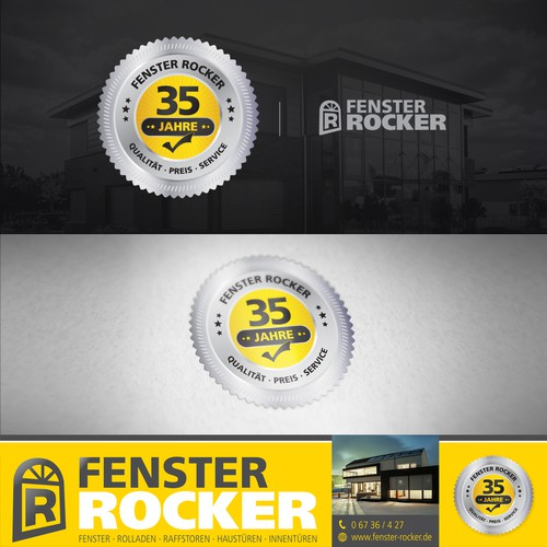 Fenster Rocker needs a seal of quality