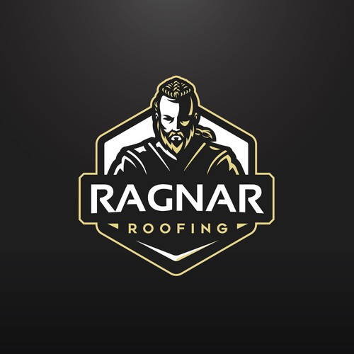 Strong and elegant concept for Ragnar Roofing