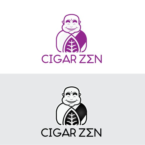 Create a fun, playful logo for a growing cigar accessories brand.