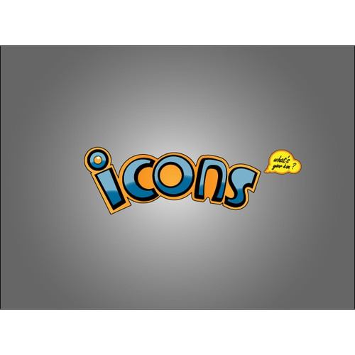 Create a new logo for Icons