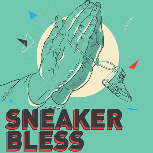 Sneaker Bless