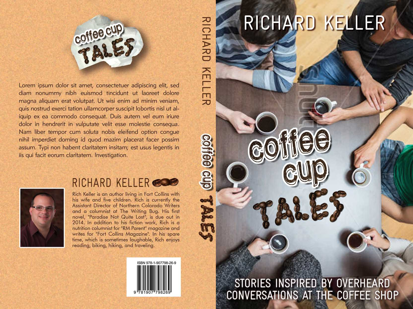 Get your design featured on the first book from Wooden Pants Publishing