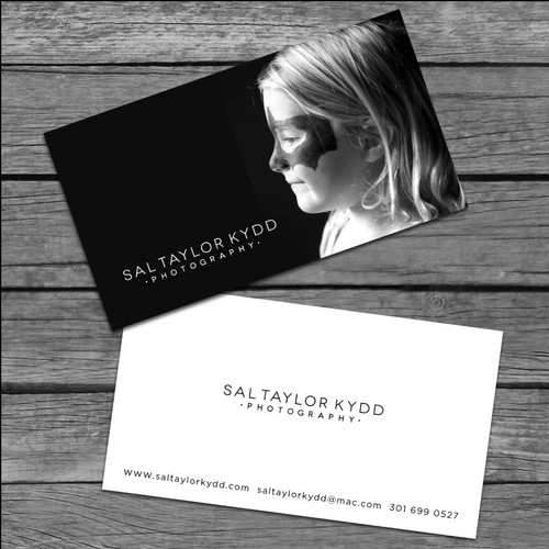 Sal Taylor Kydd Photography needs a new logo