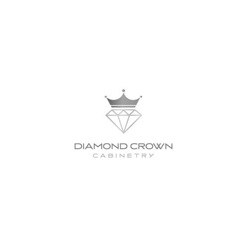 Logo for a Custom Cabinetry Design Firm