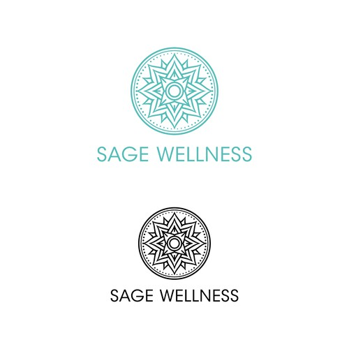 Sage Wellness logo