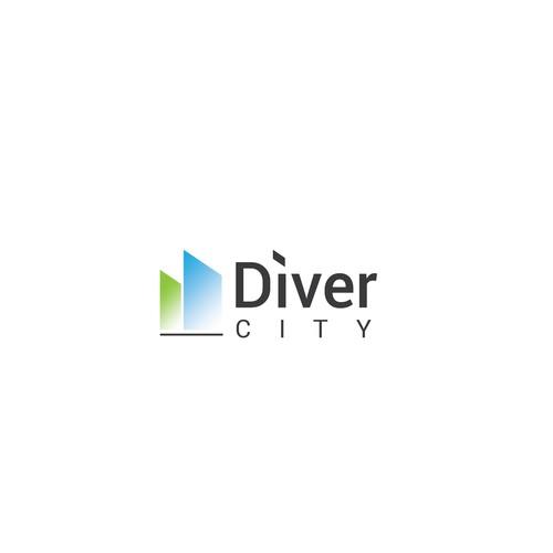 Logo concept for Divercity