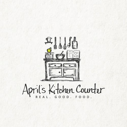 April`s Kitchen Counter