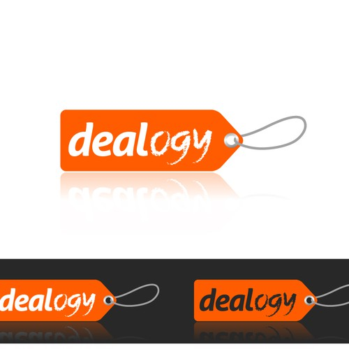 Dealogy, Daily Deals Site Needs A New Logo