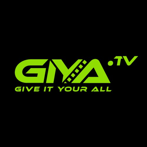 Create the next logo for GIYA.tv