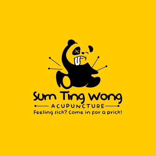 Fun logo for Sum Tin Wong