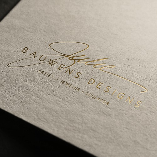 Signature Logo and Business Cards