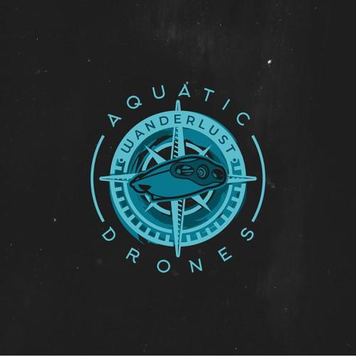 Wanderlust Aquatic Drones Logo
