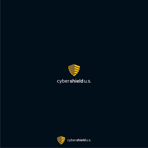 Logo for Cyber company
