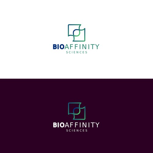Logo concept for a medical diagnostic company.