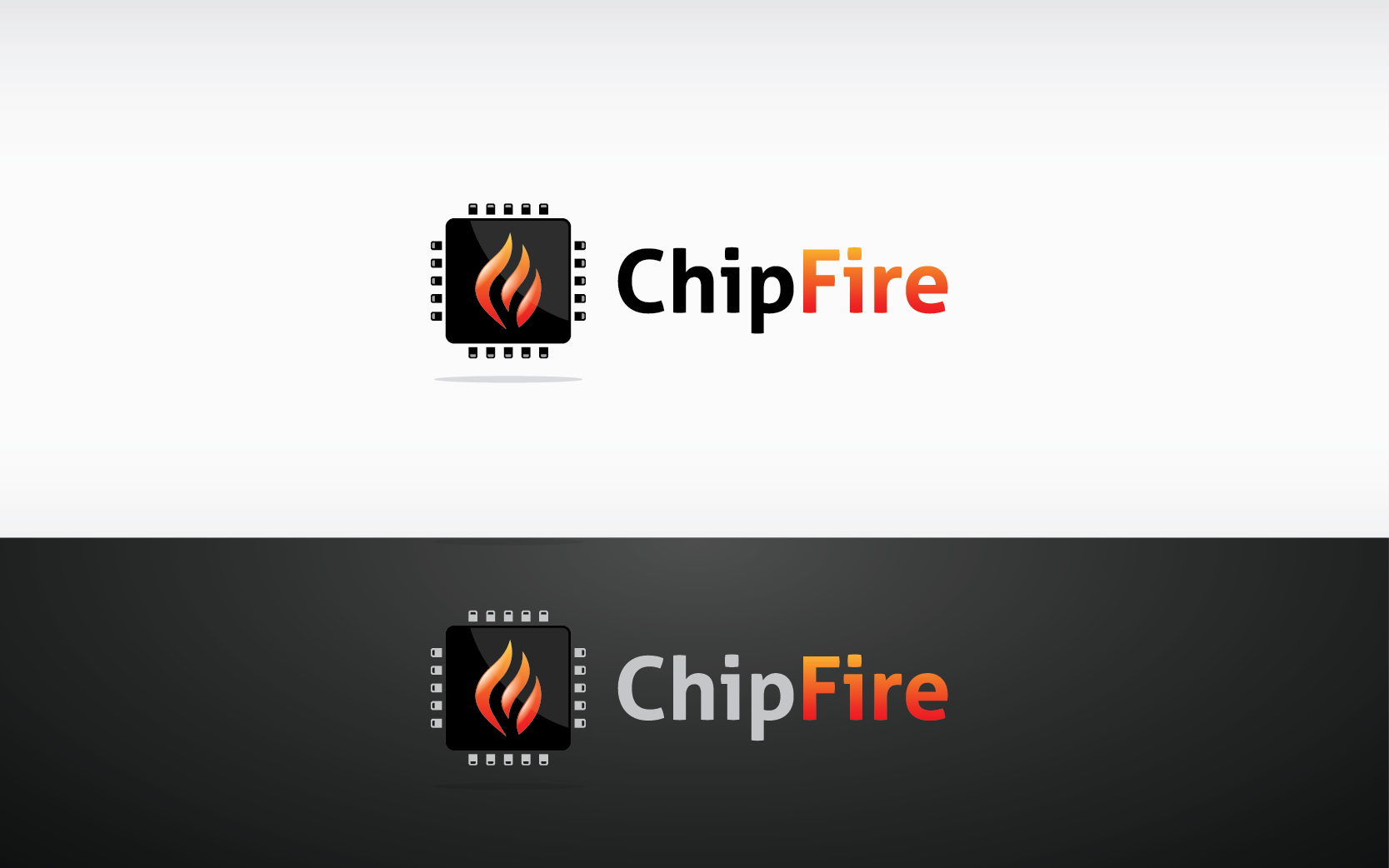 ChipFire Business Logo
