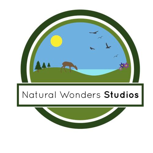 Natural Wonders Studio Logo