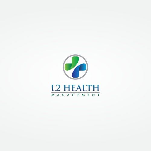 Create a unique eye catching logo design for L2 Health Management