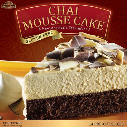 Chai Mousse Cake