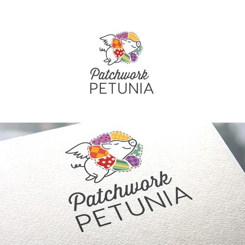 Patchwork PETUNIA