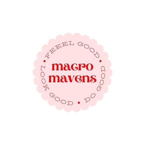 Cute Logo Concept For Ice Cream Brand