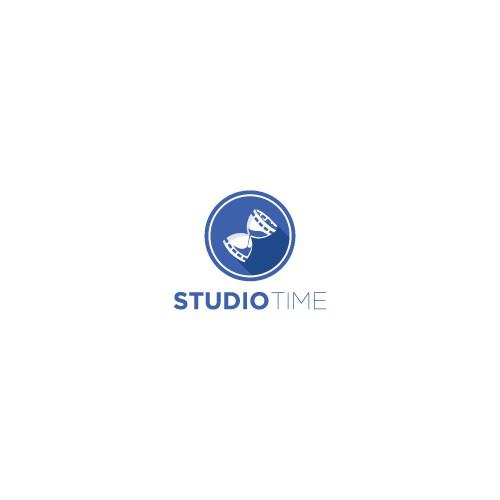 Studio Time Logo Design