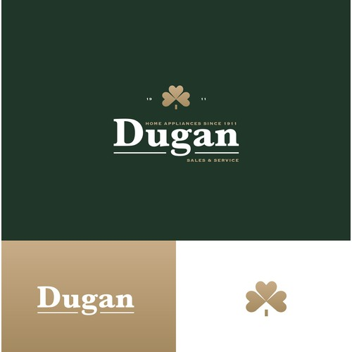 Logo redesign for 109 Year Old Appliance Store