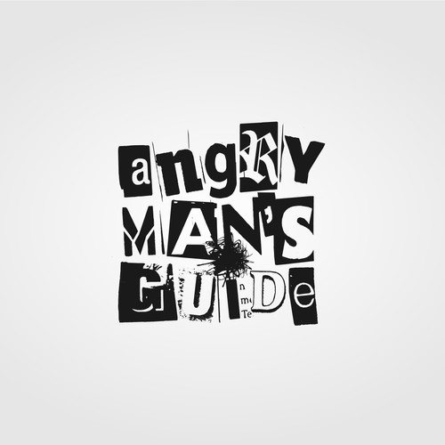 Angry Man's Guide Blog Logo