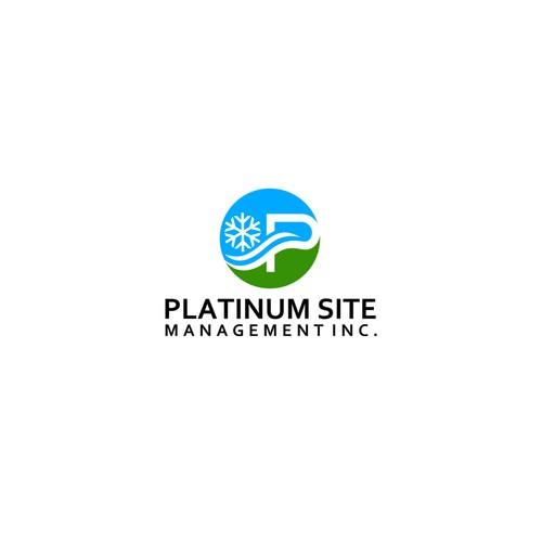 logo for a Exterior landscaping management