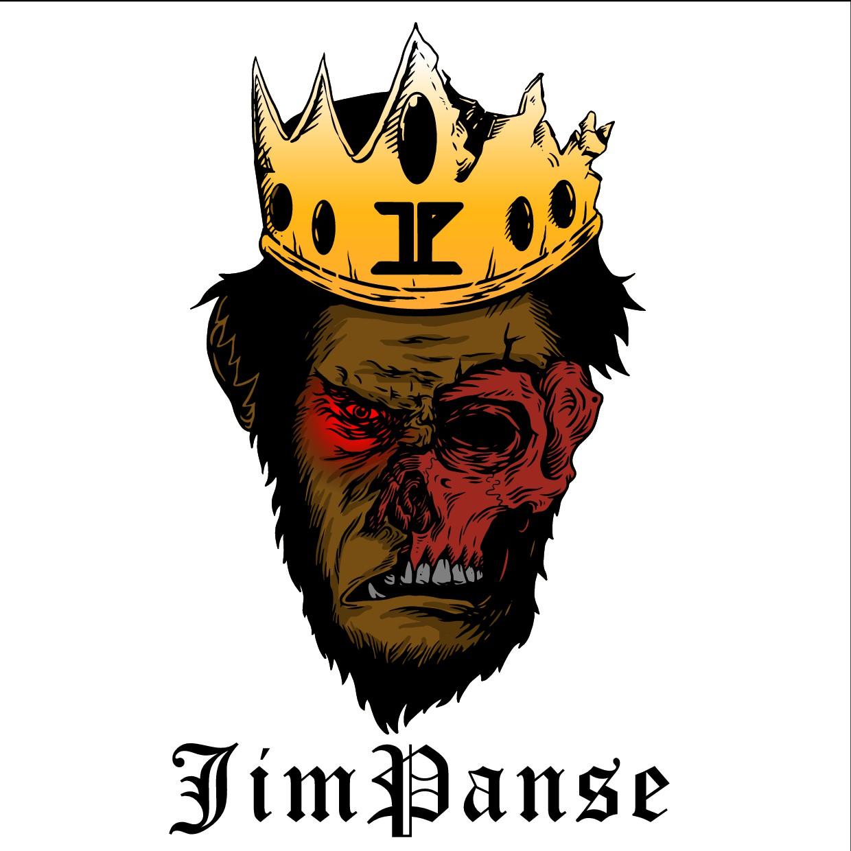 Design für die Wortmarke JimPanse gesucht. Gerne Skull