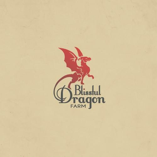 Logo design concept for a community, spiritual healing and retreat center