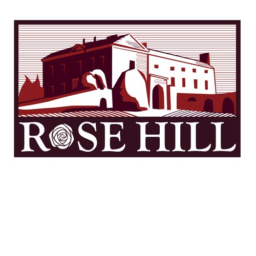 Rose Hill needs a new logo