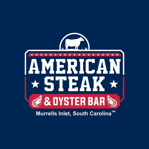 Logo American Steak & Oyster Bar