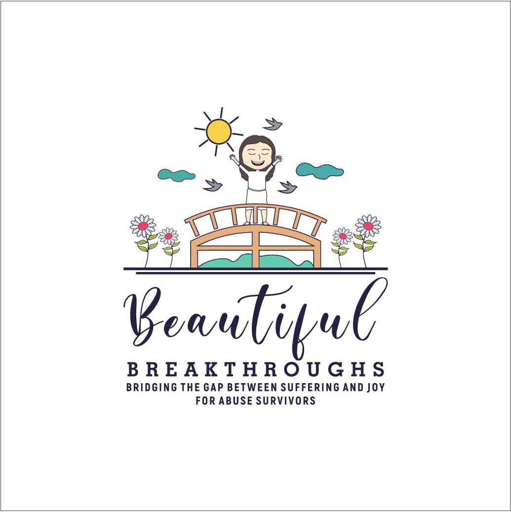 Uplifting Logo for Company Supporting Abuse Survivors
