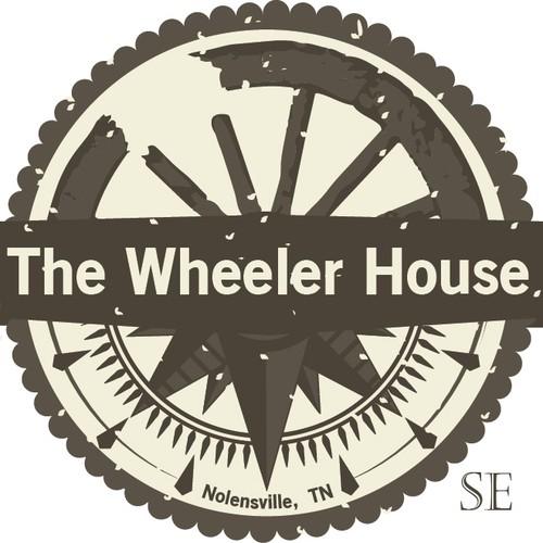"Logo for ""the Wheeler House"""