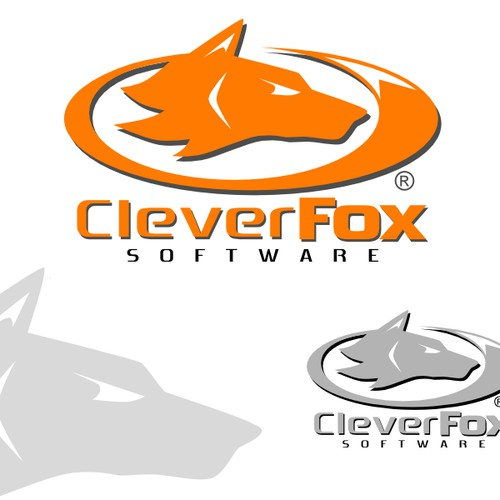 logo wanted clever fox software