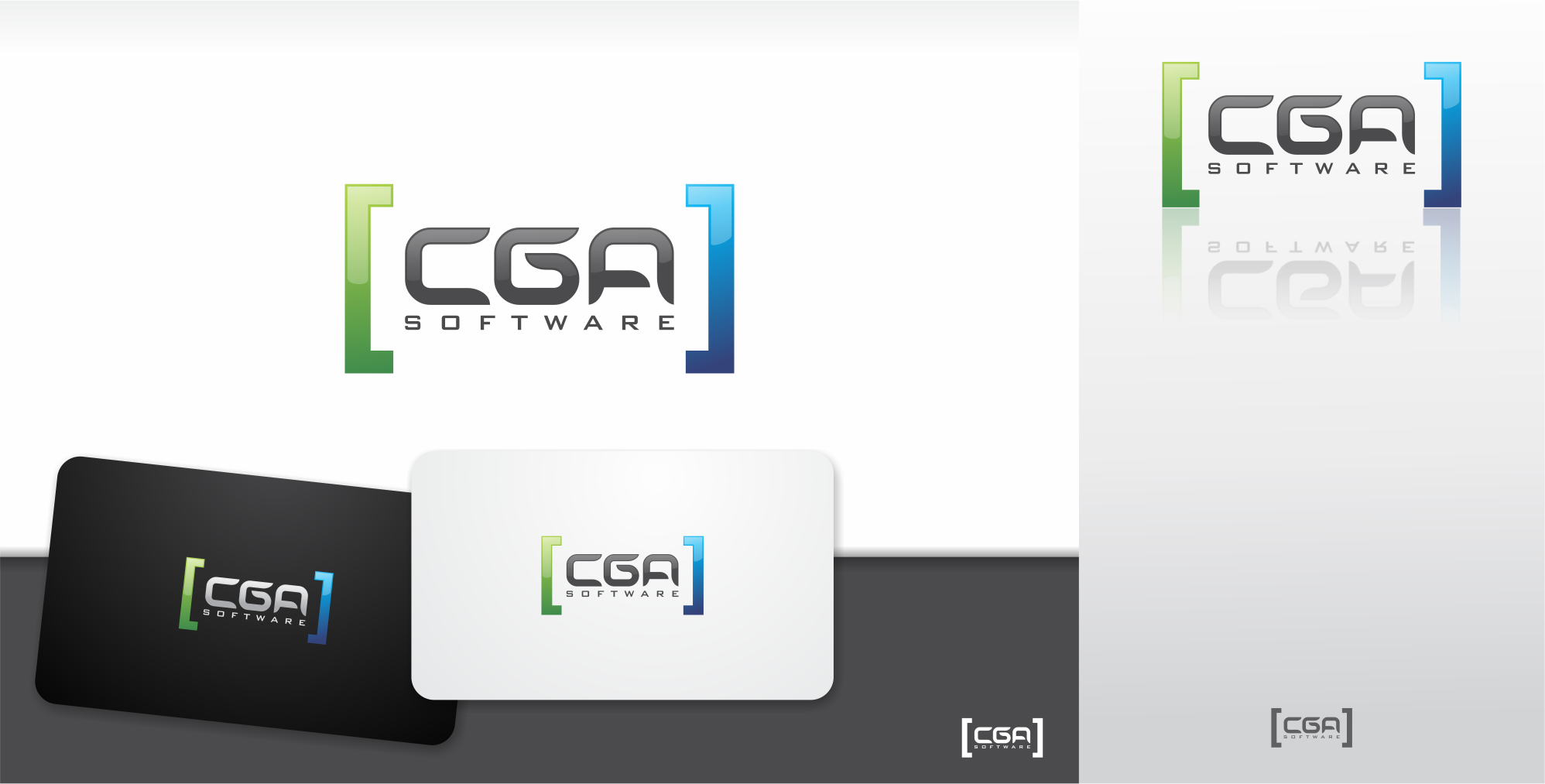 Help CGA Software with a new logo