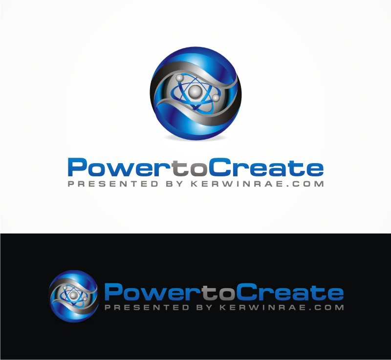 logo for Power to Create Event from KerwinRae.com