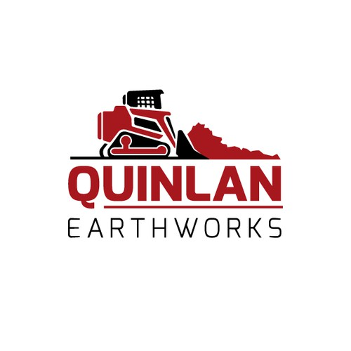 Create an eyecatching logo that depicts a growing business with reliable service for earthmoving