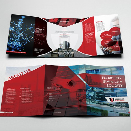 Unbreakable Security Brochure.