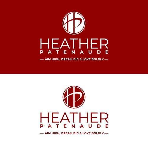 Logo for Heather Patenaude.