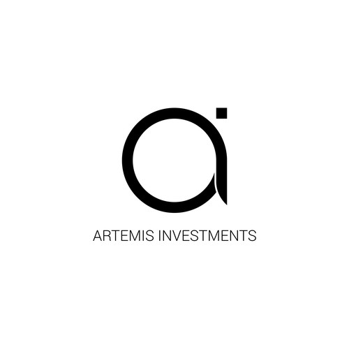 """Logo for the investment holding company """"Artemis"""""""