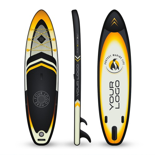 Paddle Board Design Entry