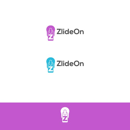 logo for ZlideOn
