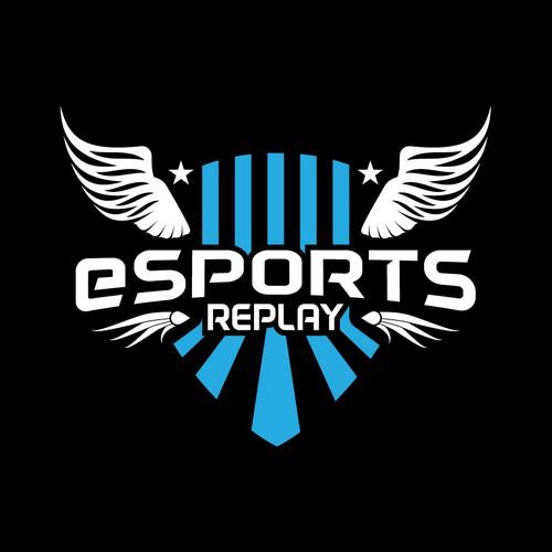 eSports Replay logo