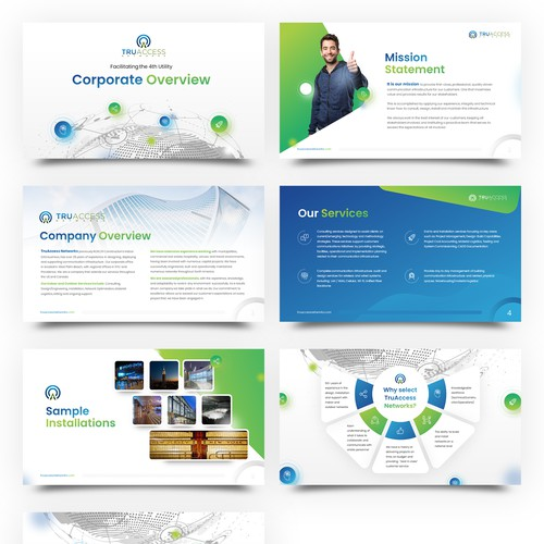 TruAccess Networks - Wanting our image and presentation material to separate us from the pack