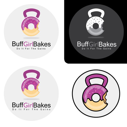 Buff girl bake winner