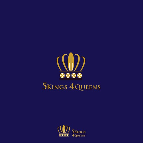 Logo for 5 Kings 4 Queens