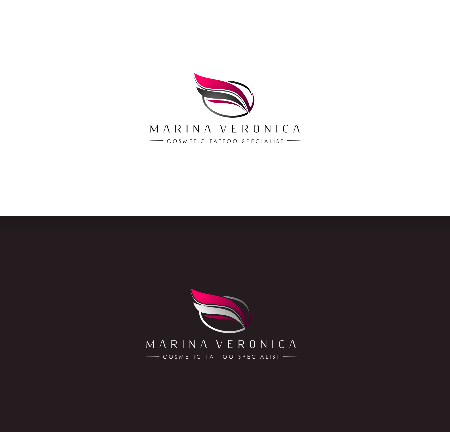 Create a logo for a Permanent Make Up Artist