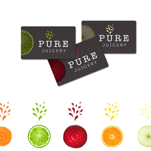 Logo for Pure Juicery